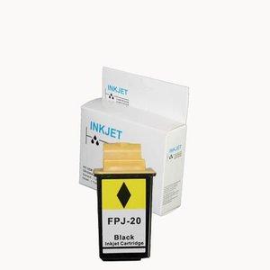 alternatief inkt cartridge voor Olivetti Fpj-20 wit Label