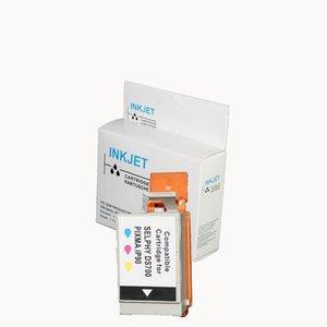 2 stuks alternatief inkt cartridges voor Canon Bci-16 gekleurd wit Label