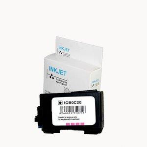 alternatief inkt cartridge voor Canon Bc-20 Bx-20 wit Label