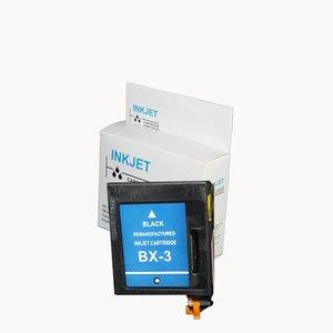 alternatief inkt cartridge voor Canon Bx-03 Bc-02 zwart wit Label
