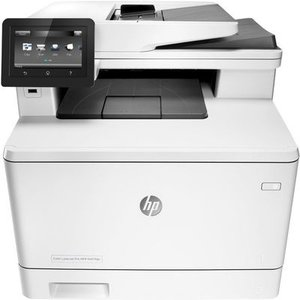 HP Color Laserjet Pro M477fdn Multifunctionele kleuren laserprinter