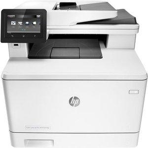 HP Color Laserjet Pro M283fdw Multifunctionele kleuren laserprinter