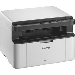 Brother DCP-1610W A4 zwart-wit laserprinter met WIFI !