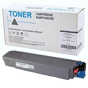 alternatief Toner voor Oki C831 C841 cyan