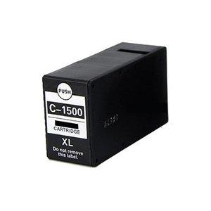 alternatief inkt cartridge voor Canon PGI-1500XL zwart