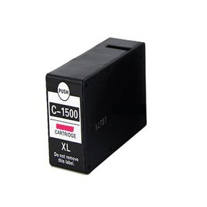 alternatief inkt cartridge voor Canon PGI-1500XL magenta