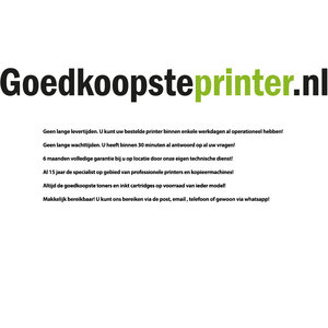 brother Huismerk Toner cyan voor HP 981x pagewide 556xh 586x