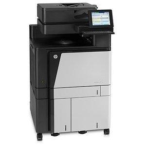 HP A3-A4 laser kleurenprinter met scanner, netwerk en extra lades