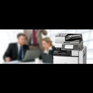 Ricoh MP C3003 A3 A4 kleuren laserprinter (REF)