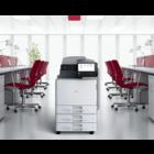 Ricoh MPC401SR professionele A4 kleuren multifunctionele laserprinter!