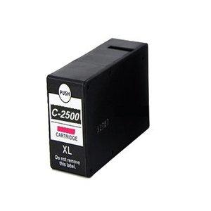 alternatief inkt cartridge voor Canon PGI 2500XL magenta EXTRA VEEL INHOUD
