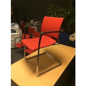 Casala design stoeltje / conferentiestoel nog 6 stuks op voorraad