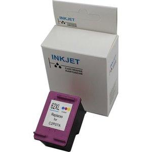 Set alternatief inkt cartridge voor Hp 62XL Color + HP 62XL zwart