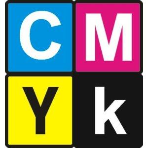 set inkt cartridge voor Canon PGI570XL CLI571XL Black Cyan Yellow Magenta Grijs