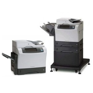 HP laserjet 4345 Multifunctional zwart wit laserprinter