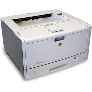 HP 5200N snelle A3 Laserprinter