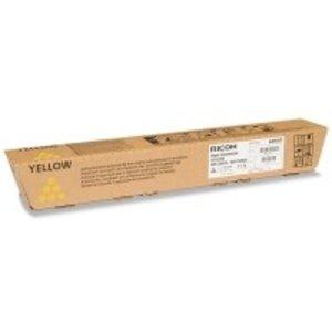 Mpc4000/5000 toner cartridge geel standaard capaciteit 15.000 paginas