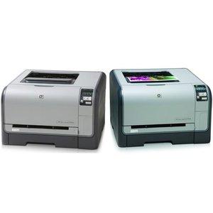 Comapcte HP kleuren laserprinter HP laserjet 1515