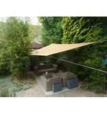 Sunfighter Schaduwdoek vierkant waterdicht 500x500
