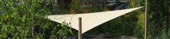 Schaduwdoek driehoek 90 ͦ
