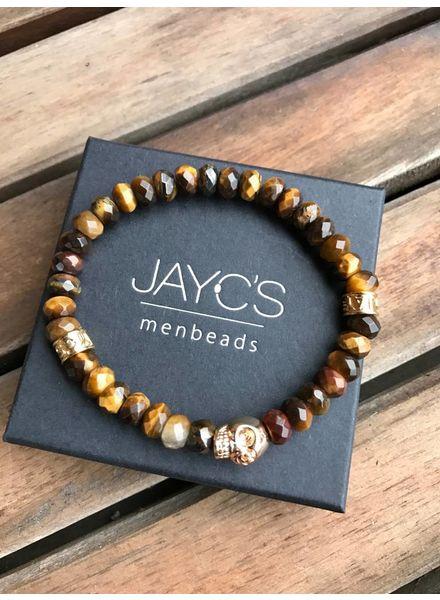 JayC's Heren armband Bad Monday