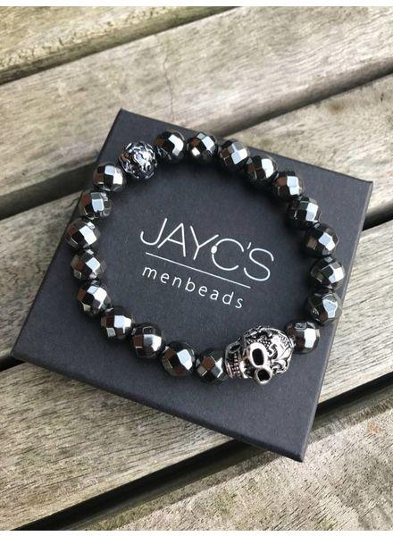 JayC's Men's Bracelet Skeleton