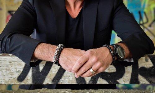 Men's Bracelet Black
