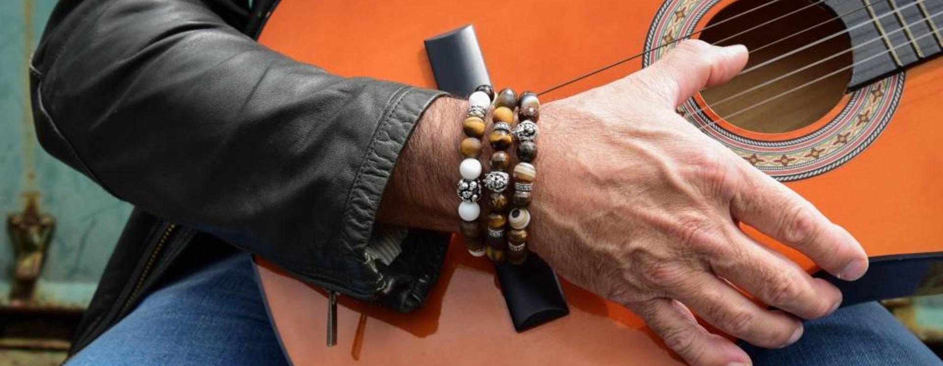 Men's Bracelet Tiger-Eye