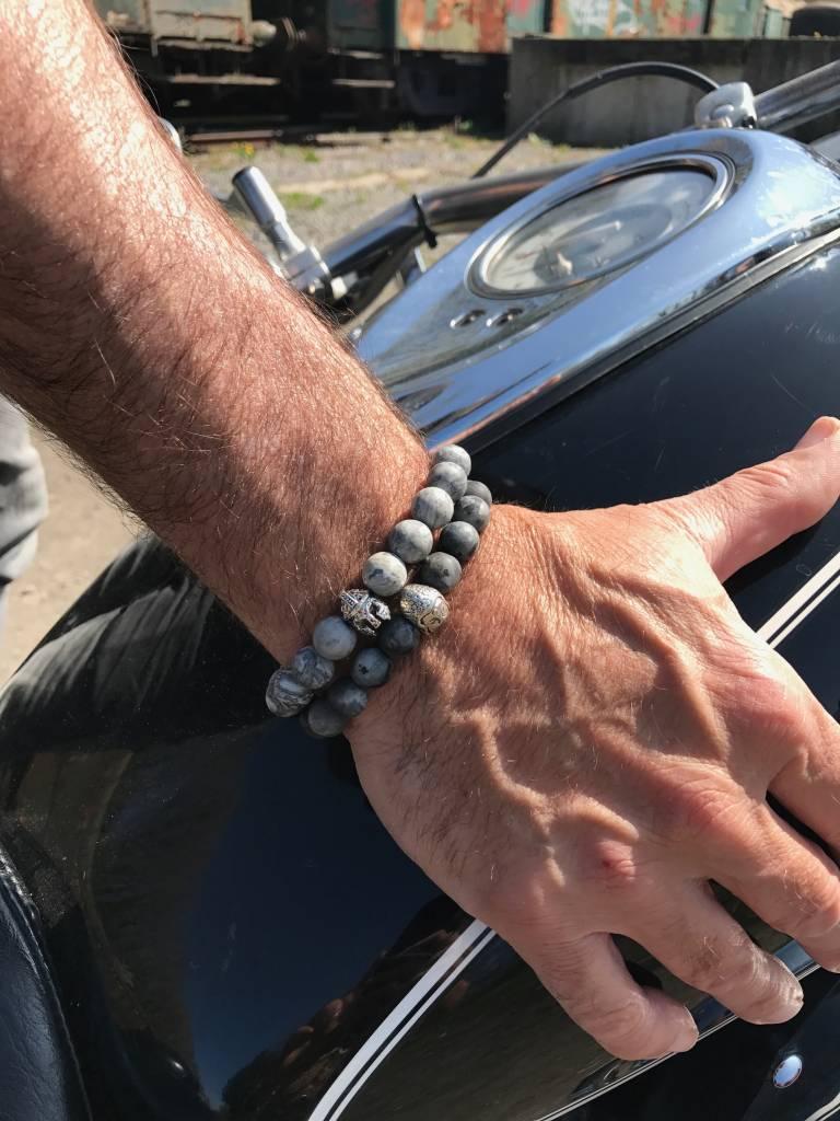 JayC's Armband heren Buddha Taken