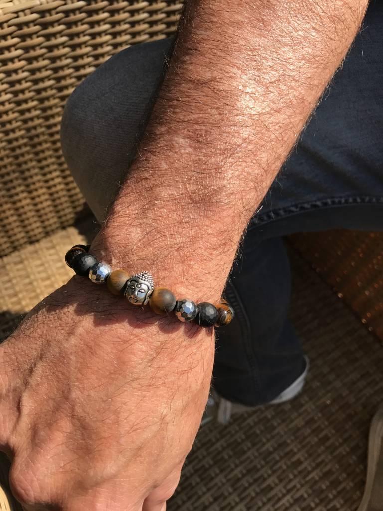 Armband heren Buddha Believer-2