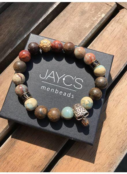 JayC's Men's Bracelet Forgive Me