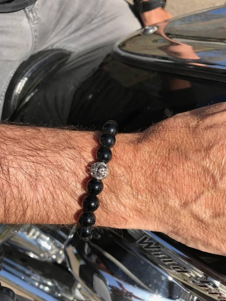 Armband heren Leeuwenkop Till Dawn-2