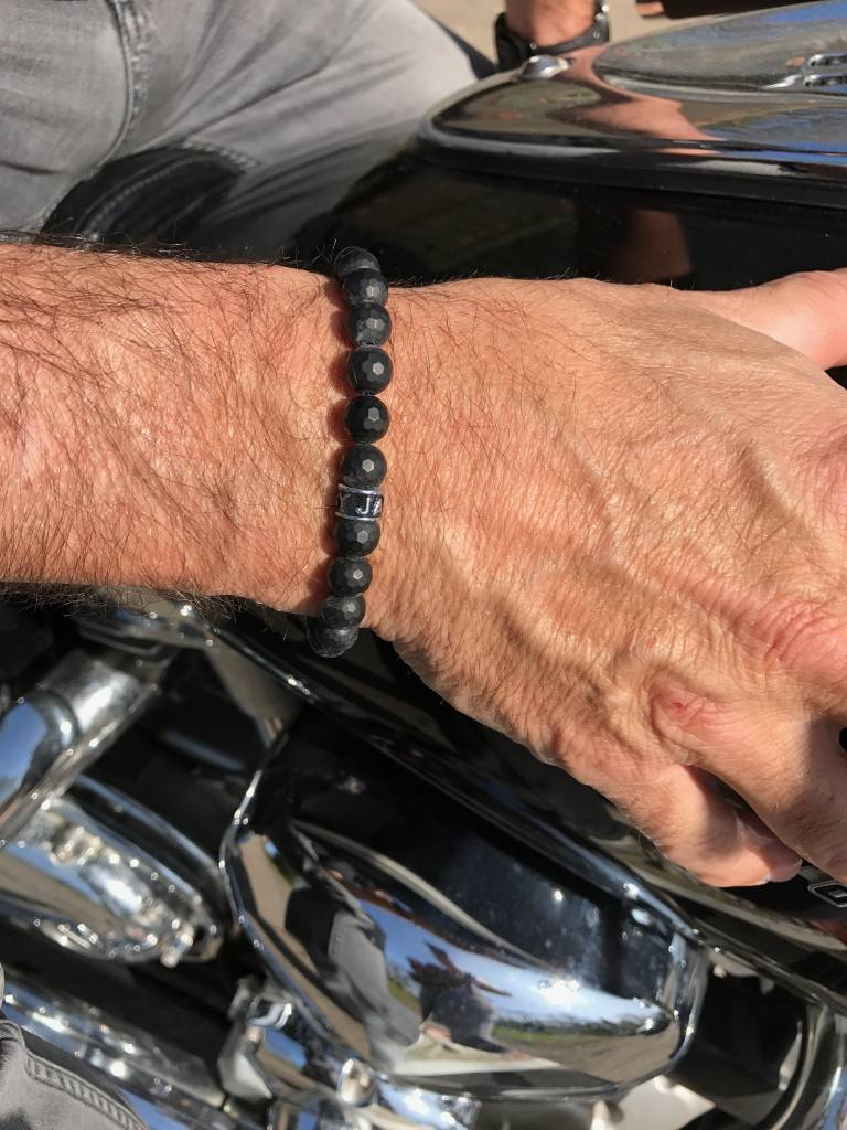 JayC's Armband heren Black Label II