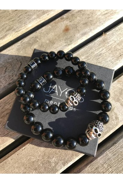 Vader en Zoon armband Bloodbound