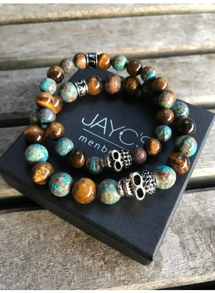 JayC's Father and Son bracelet Bloodbound III