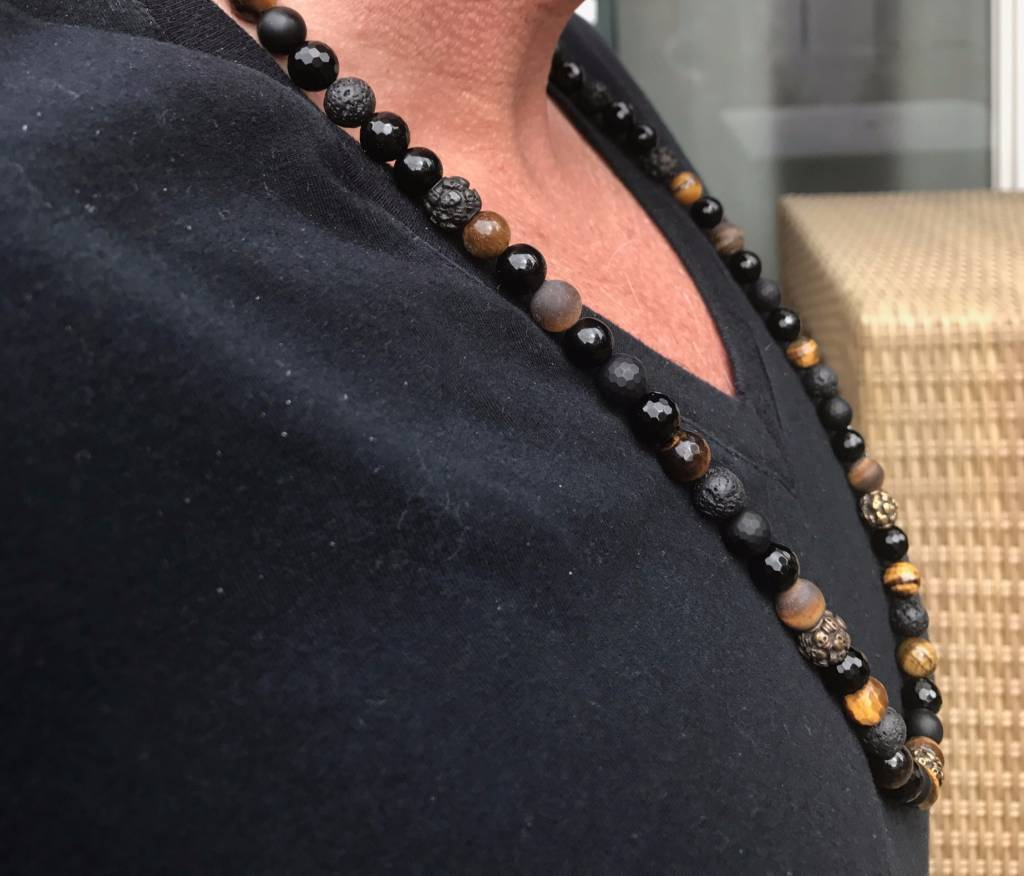 JayC's Ketting Mannen Andalusie