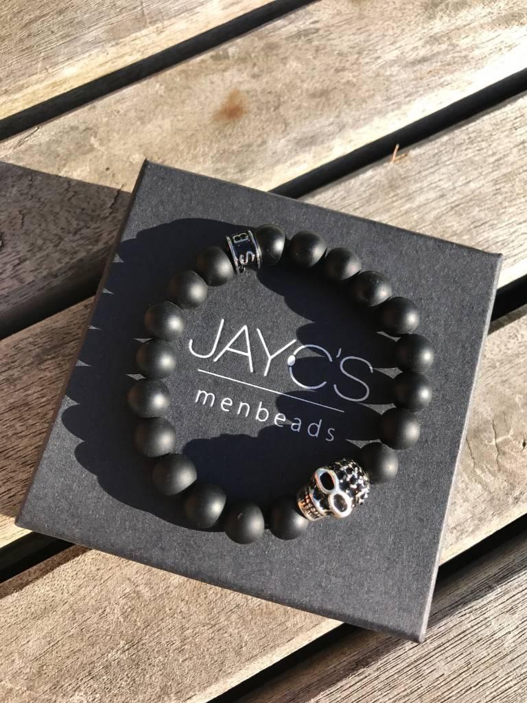 JayC's Armband kids jongens Skull Bloodbound I