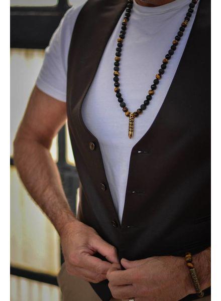 JayC's Men's Necklace Bullet