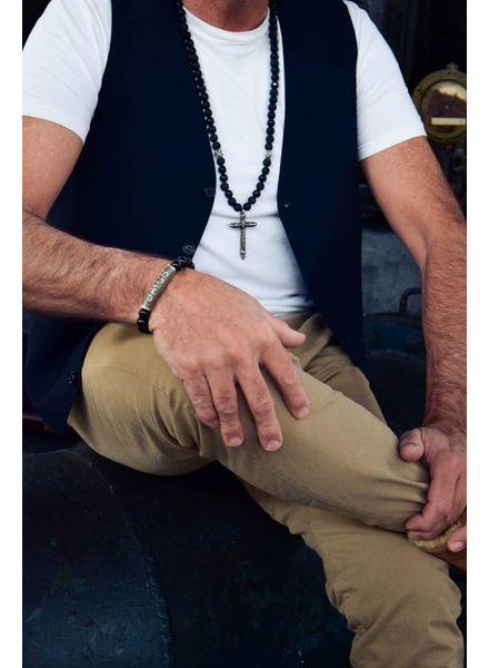 JayC's Herren Halskette Rujadar