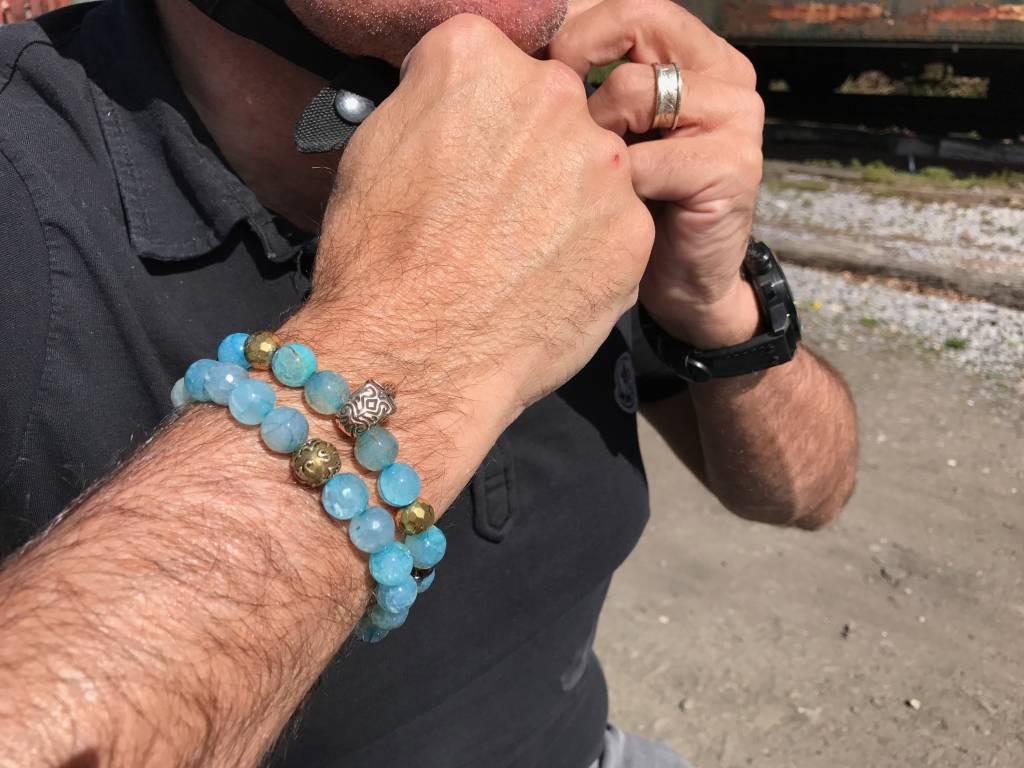 Armband heren Blue Lagoon I-3