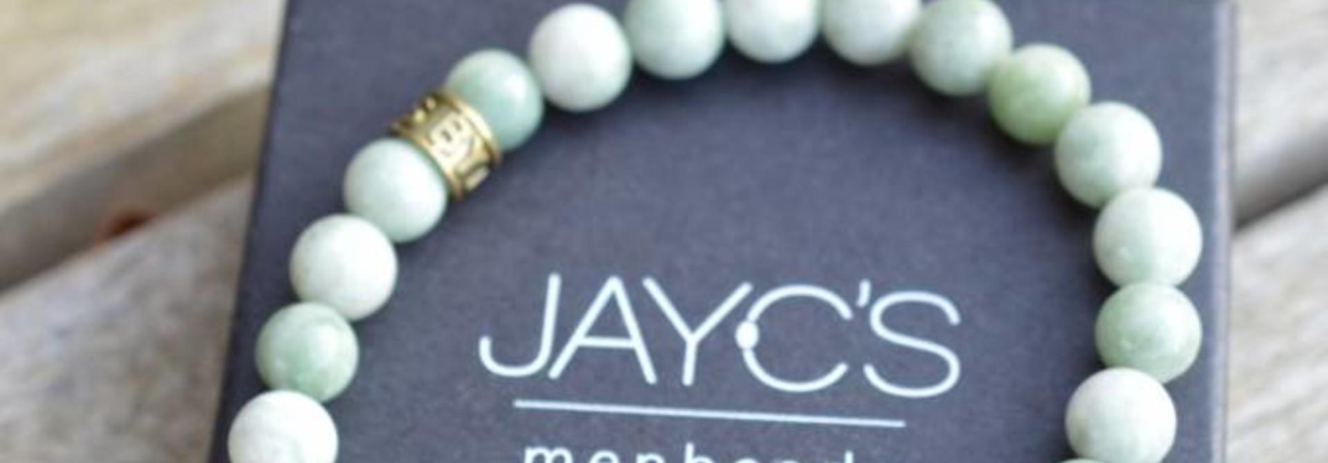 Armband dames Jade