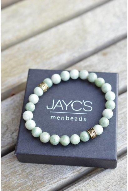 Damen  Armband Jade