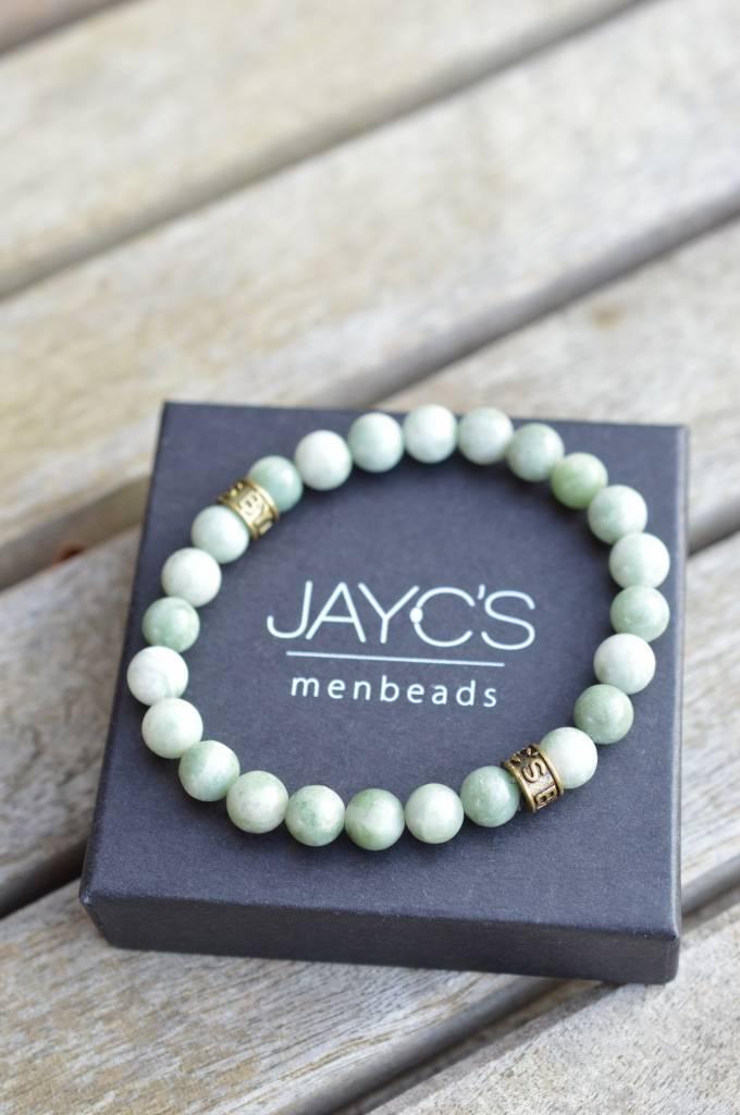 JayC's Armband dames Jade