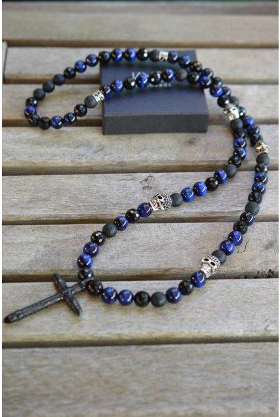 Men's Necklace Dunville Cross