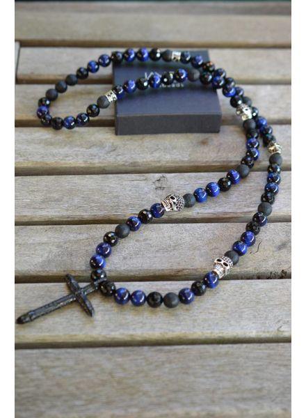 JayC's Men's Necklace Dunville Cross