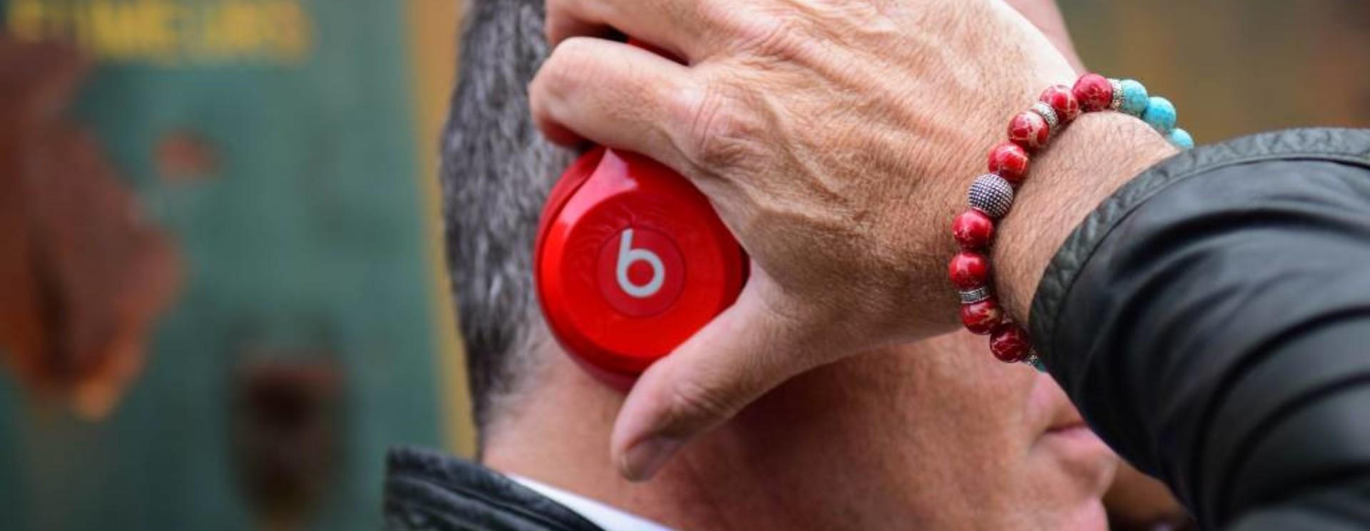 Herren Armband Rot