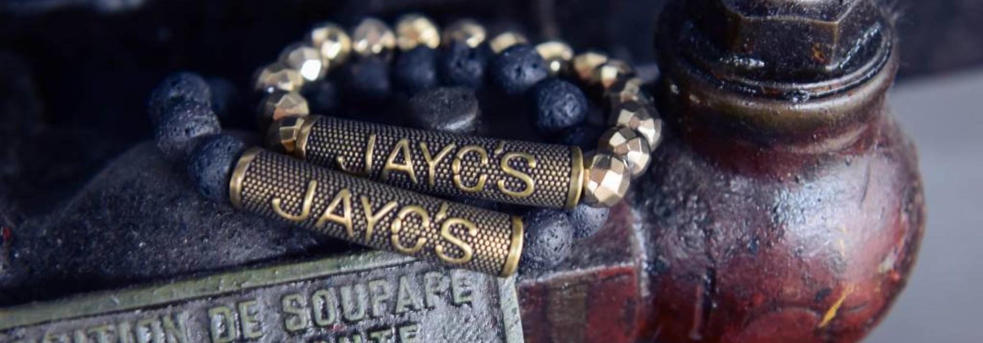 Armband heren JayC's VIII