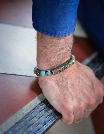 Herren armband JayC 's IV