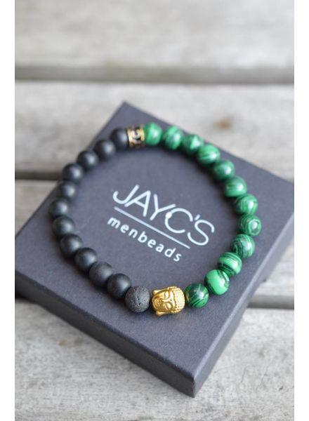 JayC's Bracelet Unisex  Barrell Buddha