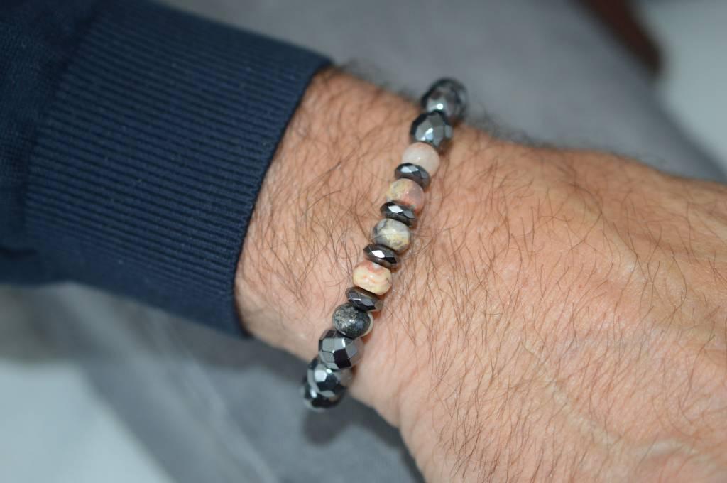 Armband heren Raw-2